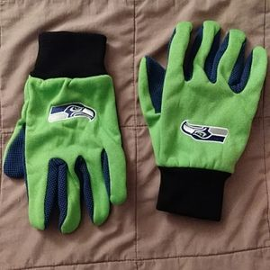 Other - Seahawks Gloves